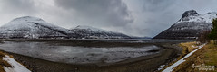 Storfjord (SPPhotography_Finland) Tags: storfjord troms landscape landscapephotography norway norge canon canonphotography canonllens mountains ocean sea snow beach clouds panorama