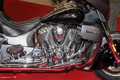 Motodays Roma '17 18 (grigioscuro) Tags: motodays fieradiroma roma italy inverno 2017 moto motorbike motorcycle special indian grigioscuro roadmaster