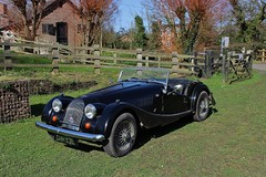 Morgan Sports Car (Eddie Crutchley) Tags: europe england cheshire outdoor sunlight car auto morgan sportscar simplysuperb greatphotographers