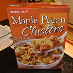 Trader Joe's Maple Pecan Clusters thumbnail