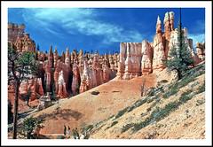 Queen's Garden - Bryce Canyon National Park, 1978 (sjb4photos) Tags: utah brycecanyon epsonv500 queensgarden greatshot