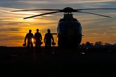 DSC_9746s (Paul Humphries68) Tags: aviation events midlandsairambulance sunsetsunrise tatenhill