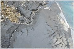 La rivière qui inventa l'alphabet (RarOiseau) Tags: alpesdehauteprovence saariysqualitypictures lac hiver lacdeserreponçon lubaye lelauzetubaye v1000 rivière