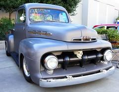 1951 Ford F1 (bballchico) Tags: 1951 ford f1 pickuptruck billveldman saturdaydrivein grandnationalroadstershow gnrs2017 carshow