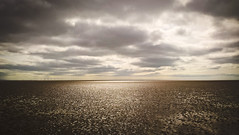 Glow (tobymeg) Tags: sky microsoft sun lumia glow 640 lte mud scotland april