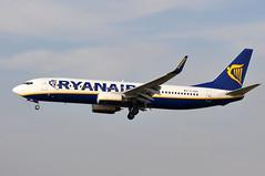 EI-DWA  BCN (airlines470) Tags: eidwa 737 msn 33617 ln 2377 ryanair bcn airport 7378as 737800