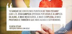 Encontro com Jesus (editoraultimato) Tags: conversão testemunho salvação arrependimento encontro jesus
