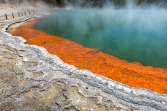 Artists Palette (benpearse) Tags: champagne pool artists palette waiotapu new zealand ben pearse landscape photography january 2017