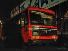 Parbhani - Nagpur (yogeshyp) Tags: msrtc maharashtrastatetransport msrtcparivartanbus parbhaninagpurstbus