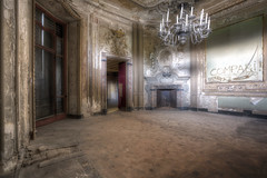 """"""" The room..."""" (Giovanni Cedronella) Tags: abandoned architecture shadows window dust dreem decay door light urbex"""