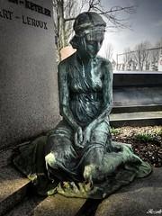 Cimetière de Laeken_20170313_115023 (Sleeping Spirit) Tags: cimetière cemetaries laeken cemetary