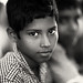 Bangladesh, boy in primary school