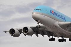 KE0907 ICN-LHR (A380spotter) Tags: approach arrival landing finals shortfinals threshold belly airbus a380 800 msn0126 hl7621 대한항공 koreanair kal ke ke0907 icnlhr runway27r 27r london heathrow egll lhr