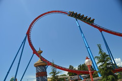 Dragon Khan, PortAventura, Salou, Spain (CoasterMadMatt) Tags: china park parque espaa costa primavera port season de photography amusement spring spain montana european dragon photos steel may catalonia resort east spanish photographs fotos bm roller theme destination mayo catalunya inversion khan este coaster attraction park coasters salou temporada aventura daurada espaol dragonkhan rollercoasters atracciones fotografa fotografas dorada portaventura tarragons resort rusa atraccin costa temtico 2013 port european roller coaster parque theme provincia dorada aventura province montaa rusa temtico atracciones tarragona coastermadmatt daurada multiinverting