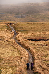 Whernside 19 May 2013 (reach.richardgibbens) Tags: uk england spring walk yorkshire may tunnel yorkshiredales ribblehead whernside ventilationshaft chapelledale yorkshiredalesnationalpark bleamoor