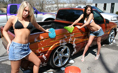"""Car Wash Photo Shoot • <a style=""""font-size:0.8em;"""" href=""""http://www.flickr.com/photos/85572005@N00/8870461711/"""" target=""""_blank"""">View on Flickr</a>"""