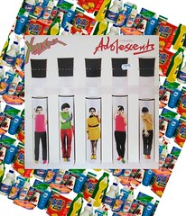 Germfree Adolescents - X-Ray Spex (nikavanagh) Tags: art artwork punk ray album vinyl free x cover xray lp weekly germ sleeve spex polystyrene adolescents germfree