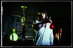 Curiosity 1 (ReanimatedImagery) Tags: west girl nikon lab science hyde herbert reanimator jekyll potion d7000