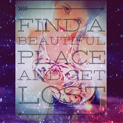 Mystic (ellisparkes) Tags: get beautiful writing lost place quote tiger faded find mystic app