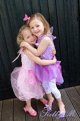 Love (SallyMPhotography) Tags: girls friends playing smiling closeup sisters children fun outdoors pretty natural dressup lifestyle climbing spontaneous 5yearold realmoment fairycostumes