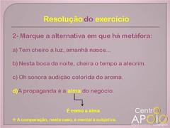 Portugus figuras de linguagem 18 (Aulas De Portugues Apoio) Tags: o  que orao exercicios oraes subordinada substantivas substantiva