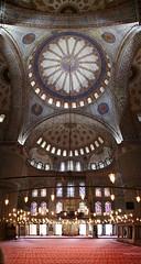 IMG_4034-4045_Istanbul, Moschea Blu. Sultan Ahmet camii (Giovanni Pilone) Tags: turkey trkiye istanbul mosque moschea camii turchia sultanahmetcamii moscheablu