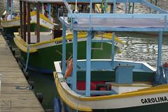 Quero que voc me diga o nome de 8 minina... (Ha1000) Tags: sea water gua pier boat mar barco portobelo santacatarina seashore litoral fila atracadouro brasilemimagens