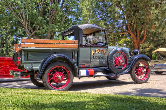 ford modela pickup 1929 roadster