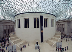 The Great Court (Kent Capture) Tags: london architecture britishmuseum thegreatcourt normanfosterpartners