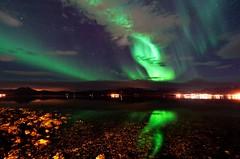 september night in Tromsø (John A.Hemmingsen) Tags: longexposure landscape aurora nordnorge northernlights auroraborealis tromsø troms arcticlight tokina1116 nikond7000