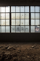 merd. (stevenbley) Tags: newyork rot abandoned brooklyn industrial decay bees sticky historic sugar urbanexploration domino refinery urbanexploring dominosugar americanhistory urbex molasses rawsugar stickyfeet guerillahistorian dreadfulheat