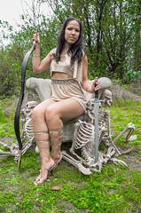 DSC_0048 (Studio5Graphics) Tags: hot sexy male girl vintage skulls cool model glamour nikon goddess peasant 2013 d5100