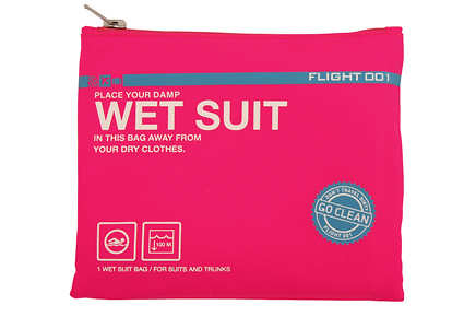 Go Clean Wet Suit (hot pink)