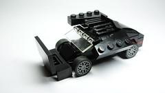 Lamborghini Diablo (hajdekr) Tags: lego micro diablo lamborghini microspace microscale microbricks microbrick thelegogrouporganization miniaturní legotoyline
