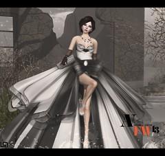 *LpD* *DAMA* Dress for Ave Fall Winter Fashion Week 2013