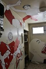 Yuri Romagnoli_8517 Tour 13 rue Fulton Paris 13 (meuh1246) Tags: streetart paris vlo paris13 ruefulton hopnn tour13 yuriromagnoli