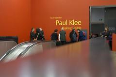 Paul Klee: Making Visible (VernissageTV Didier Didier) Tags: london painting tate modernart tatemodern paulklee