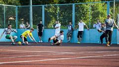 *** (Artur (RUS) Potosi) Tags: man guy sport football outdoor soccer falling 2009 footballer