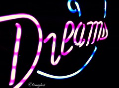 Dreams #neon #dream #light #pink #black #colour #lights #blue #glass #bulb #photo #beautiful #like #follow #laneylost #phone #camera #type #typography (laneylost) Tags: camera pink blue light black colour glass beautiful bulb typography lights photo neon phone dream like follow type uploaded:by=flickrmobile flickriosapp:filter=nofilter laneylost