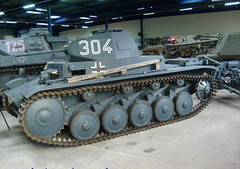 "PzKpfw II (5) • <a style=""font-size:0.8em;"" href=""http://www.flickr.com/photos/81723459@N04/10794424234/"" target=""_blank"">View on Flickr</a>"