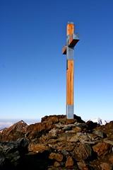 Cima Vioz, Val di Sole - Trentino Alto Adige (--Eli--) Tags: nuvole mantova neve monte alto alpi trentino cima croce rifugio adige ortles cevedale valdisole vioz retiche