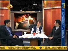 凤凰卫视锵锵三人行2013年11月
