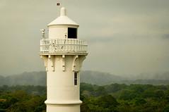 Canal do Panamá (Bruno Farias) Tags: cruise lighthouse canal ship navy cruising panama farol navio panamacanal everrocks obrunofarias