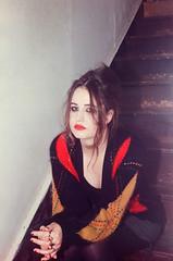 Amy Studt (Emmaalouise Smith) Tags: lighting new white black colour london art film girl 35mm promo amy album emma smith shoreditch singer press exclusive 2013 studt emmaalouise