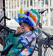 Balloon Man, Seattle (stephen.lustig) Tags: seattle balloons market pikes