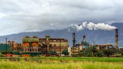 Puunene Sugar Mill (topendsteve) Tags: mill buildings hawaii maui sugar smokestack puunene