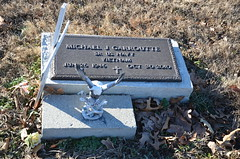 Michael J. Garroutte (Adventurer Dustin Holmes) Tags: grave graveyard graveyards tombstone graves tombstones vietnamveteran crossroadscemetery michaeljgarroutte michaelgarroutte crossroadscemeterywentzville crossroadscemeterymissouri