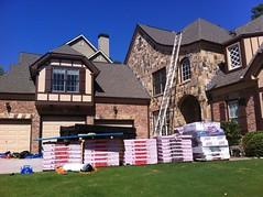 Roofing Job Canton, GA