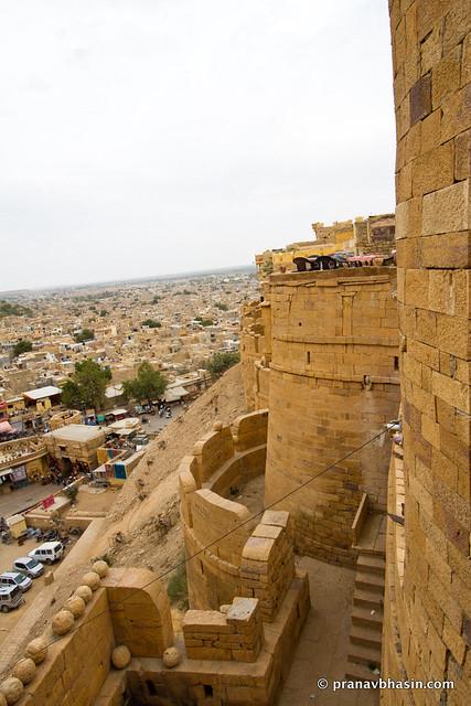 Sonar Kila, Jaisalmer, Rajasthan