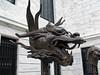 Cleveland Museum of Art 03-16-2014 - Chinese Zodiac 10 - Dragon (David441491) Tags: statue bronze dragon chinese zodiac clevelandmuseumofart